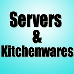 Serving & KitchenWares