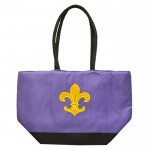 32551 - PURPLE INSULATED BAG W/FDL