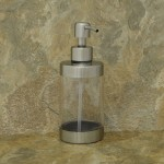 32785 - SOAP DISPENSER STAINLESS STEEL