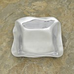 52510-MED SQUARE PLAIN BOWL