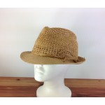 1803 - TAN-N-TAN STRAW HAT