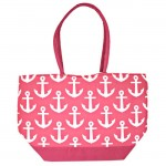32554-PINK ANCOR  DESIGN INSULATED BAG