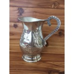 3367-FDL HAMMERED PITCHER W/HANDLE