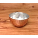 3597 -2 TONE SMALL HAMMERED BOWL