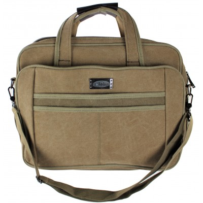 9251-  ''LAPTOP BAG'' TAUPE