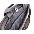 9252BR - BROWN LAPTOP CARRIER BAG