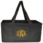 10013 - BLACK SHOPPING BASKET OR UTILITY BASKET