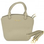 32784 - LIGHT GREY PURSE /W HANDLE