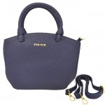 32784 - NAVY BLUE PURSE /W HANDLE