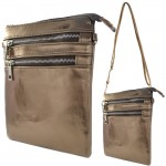 9040A - COPPER SMALL LONG STRAP CROSSBODYBAG
