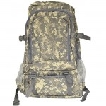 9050 - CAMO DESIGN TRAVEL SIZE BACKPACK