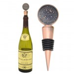 1001COPPER - WATER METER WINE STOPPER COPPER