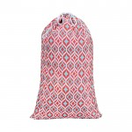 6045-MULTI COLOR DESIGNER LAUNDRY BAG