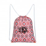 6046-MULTI COLOR DESIGN  DRAWSTRING BACK PACK