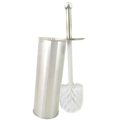 180176-TOILET BRUSH HOLDER STAINLESS STEEL