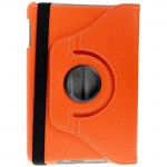 180216-ORG-NEW IPAD COVER 360 W/ORANGE COLOR