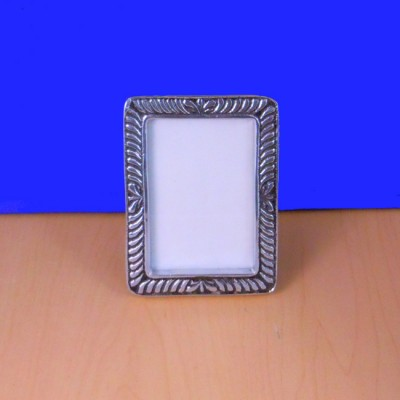 20756 - PHOTO FRAME RECT. SILVER SMALL