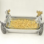23463 - PINEAPPLE 9X13 CASSAROLE HOLDER