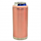 500468- ROSE GOLD 12OZ SLIM CAN KOOZIE