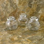 MJ8294-SPICE JAR OR CANDY JAR SET/3