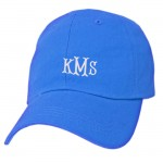 6015-BLUE - BLUE COTTON CAP