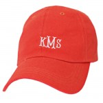 6015-RED -RED COTTON CAP