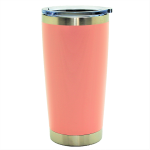 500598- PEACH BLUSH 20OZ STAINLESS STEEL TUMBLER