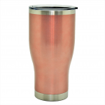500529- ROSE GOLD 30OZ STAINLESS STEEL TUMBLER
