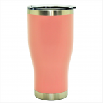 500596- PEACH BLUSH 30OZ STAINLESS STEEL TUMBLER