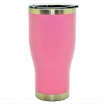 500499- PINK 30OZ STAINLESS STEEL TUMBLER