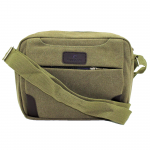 7785 - GREEN MESSENGER BAG