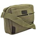 7785 - GREEN MESSENGER BAG