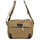 7785 - KHAKI MESSENGER BAG