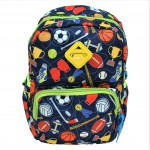 9186 -NAVY SPORTS KIDS SMALL BACKPACK