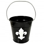 10398 - FDL METAL BUCKET BLACK