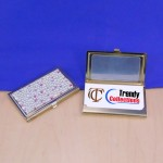 ST32104-PEARL BUSINESS CARD HOLDER / PEARL