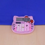ST32125 - CRYSTAL KITTY CAT CALCULATOR