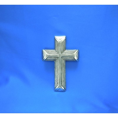 30996- ALUMINIUM WALL CROSS