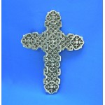 31001- ALUMINIUM WALL CROSS