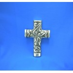 31036- ALUMINIUM WALL CROSS