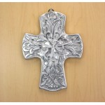 50569- ALUMINIUM WALL CROSS