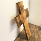 3925S -  SMALL WOOD CROSS
