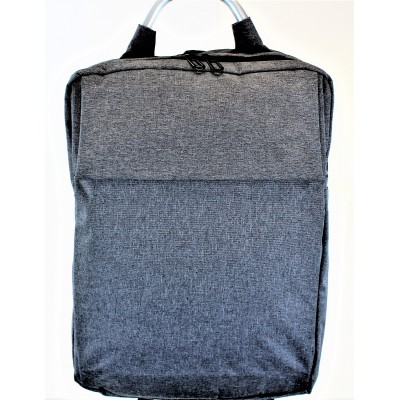 9257 - GREY LAPTOP CARRIER BAG