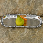 52137-RECT. BEADED TRAY