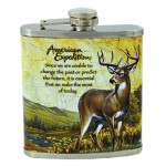 SW9012114 - DEER 7OZ. FLASK