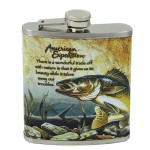 SW9012114 - FISH 7OZ. FLASK
