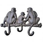 56564 -CAST IRON MONKEY HOOK