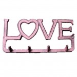 56578 -PINK  LOVE SIGN HOOK