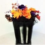 1192 - BLACK COLOR BUCKET
