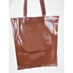181233 -BROWN TOTE BAG